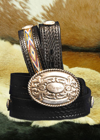 Ladies' Western Belts