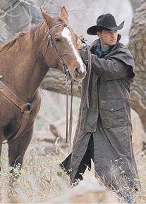 Men's Western Outerwear