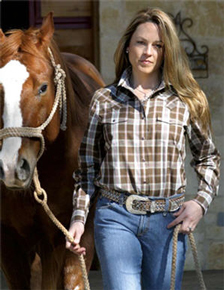 Ladies' Western Jeans, Skirts & Dresses