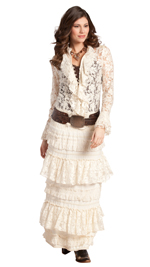Ladies' Western Dresses - Western Weddings | Spur Western Wear