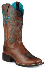 Ladies' Stockman Boots - Ladies' Western Boots | Spur Western Wear