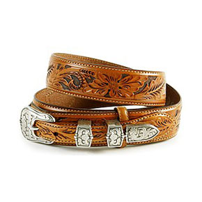 Men's Ranger Style Western Belts - Men's Western Belts | Spur Western Wear