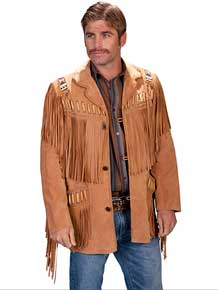 Men's Western Leather Coats & Jackets - Men's Western Outerwear | Spur Western Wear