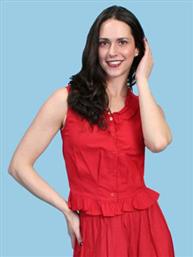 Scully Camisole - Red