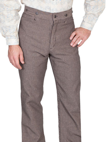 Wah Maker Denim Pant – Taupe - Men's Old West Pants | Spur Western Wear