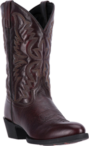 Laredo Birchwood Western Boot - Black Cherry - Men's Western Boots | Spur Western Wear