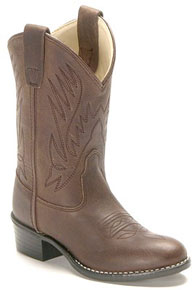 Jama Old West Cowboy Boot - Brown - Toddlers' - Kids' Western Boots | Spur Western Wear