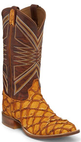 Tony Lama Leviathan Western Boot - Cognac - Men's Western Boots | Spur Western Wear