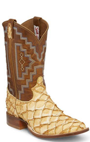 Tony Lama Leviathan Western Boot - Saddle - Men's Western Boots | Spur Western Wear