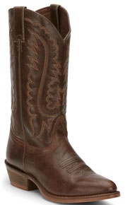 Nocona Jackpot Brown Western Boot - Men's Western Boots | Spur Western Wear
