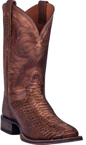 Dan Post KA Western Boot - Brown - Men's Western Boots | Spur Western Wear