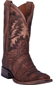 Dan Post Albert Western Boot - Brass - Men's Western Boots | Spur Western Wear