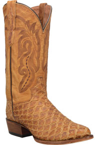 Dan Post Kingman Western Boot - Tan - Men's Western Boots | Spur Western Wear